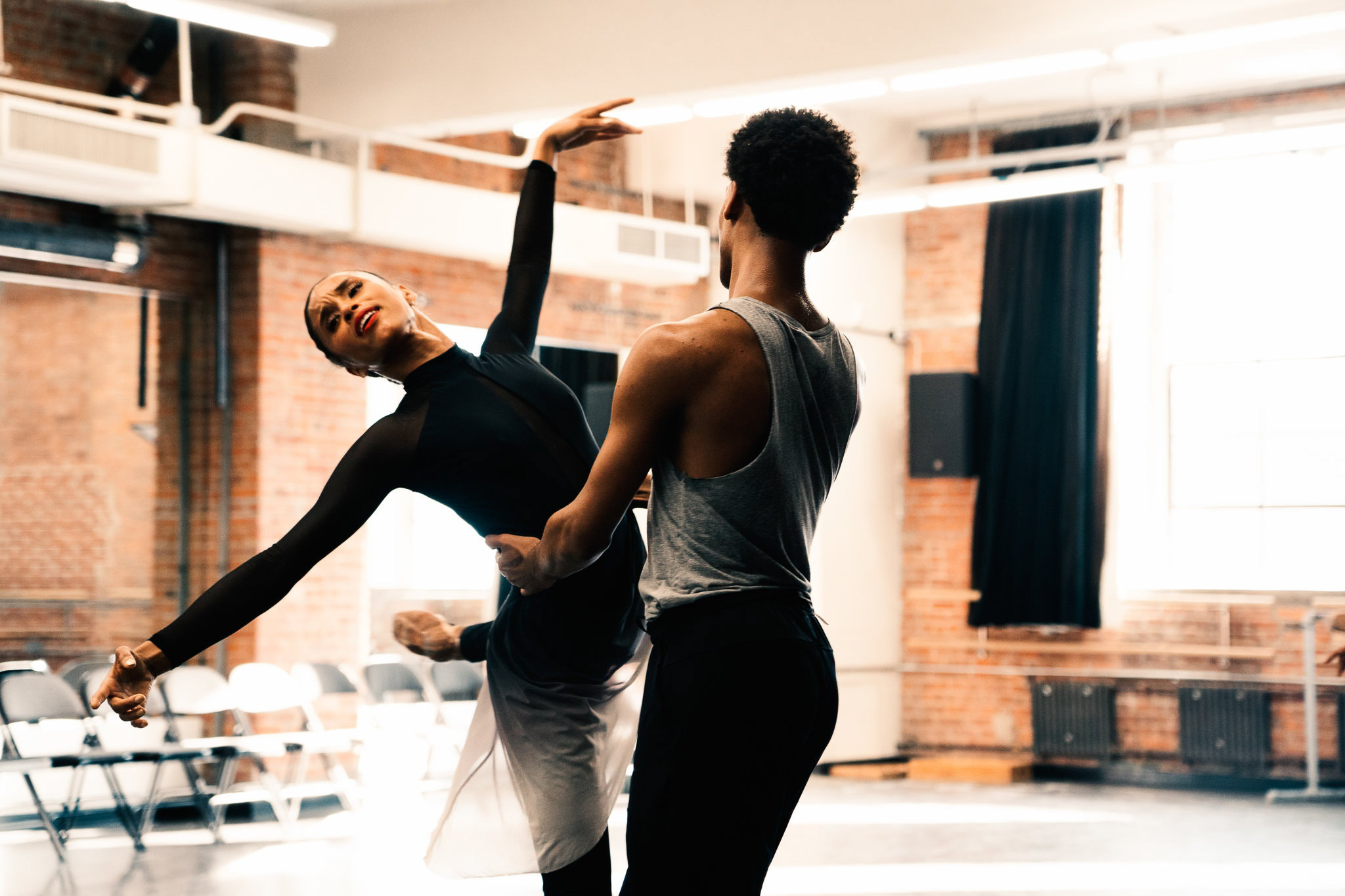 Dance Theater of Harlem - NYTimes